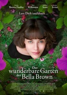 Filmplakat Der wunderbare Garten der Bella Brown