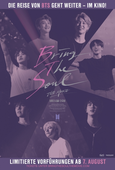 Apollo + Central : BTS - Bring the Soul on