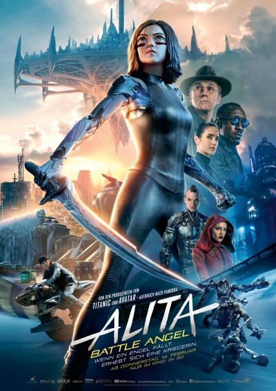 Theaterhaus Speyer Alita Battle Angel