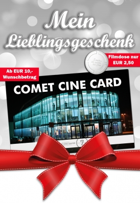 comet cine center ladies night