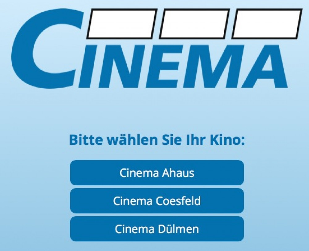 Cinema Center der Familie Hövel startet durch mit website plus!