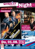 Fast and Furious: Hobbs and Shaw Premiere wheesy Night
